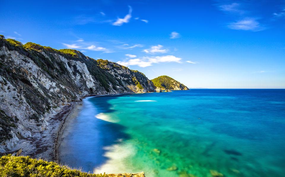 La piccola Isola D'Elba