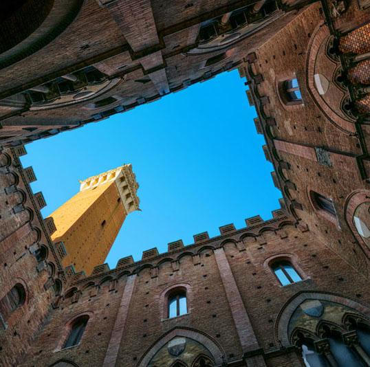 Siena & San Gimignano il cuore Toscano